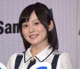 サミーの新規事業『m』に関する発表会に参加した中島由貴 (C)ORICON NewS inc.