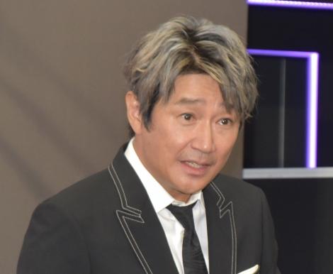 サミーの新規事業『m』に関する発表会に参加した近藤真彦 (C)ORICON NewS inc.