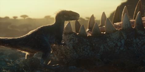 IMAX劇場の『ジュラシック・ワールド/ドミニオン(原題)』(2022年夏公開)最新特別映像の上映決定(C)2021 Universal Studios. All Rights Reserved.