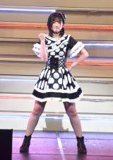 キレキレのダンスを披露した村山彩希=『AKB48 THE AUDISHOW』