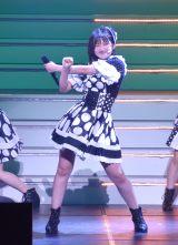 キレキレのダンスを曲中に披露した村山彩希=『AKB48 THE AUDISHOW』