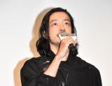 映画『名も無い日』全国公開初日生配信舞台挨拶に出席した金子ノブアキ (C)ORICON NewS inc.