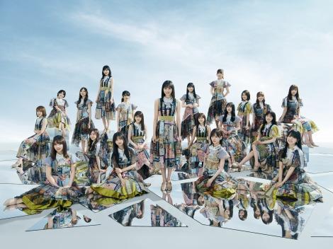 「真夏の全国ツアー2021」を開催することを発表した乃木坂46