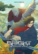 Netflixアニメ映画『Bright: Samurai Soul』(監督:イシグロキョウヘイ)ティザーアート