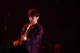 水野良樹=『いきものがかりの みなさん、こんにつあー!! THE LIVE 2021!!!』ファイナルより  Photo by 岸田哲平