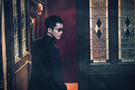 映画『孤狼の血 LEVEL2』で主演を務める松坂桃李(C)2021「孤狼の血 LEVEL2」製作委員会