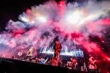 UVERworldの横浜アリーナ公演(カメラマン:森好弘)