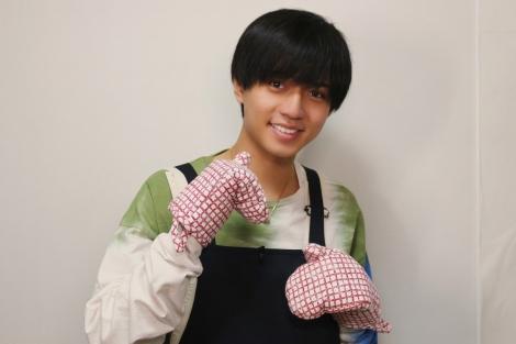 「解決!King & Prince」に登場する永瀬廉(C)日本テレビ