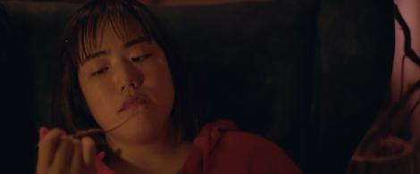 ゆりやんレトリィバァ=映画『スパゲティコード・ラブ』(2021年公開)