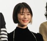 映画『キャラクター』の初日舞台あいさつに登場した高畑充希 (C)ORICON NewS inc.