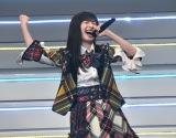 ライブイベント『AKB48 THE AUDISHOW』を開催したAKB48・武藤十夢 (C)ORICON NewS inc.