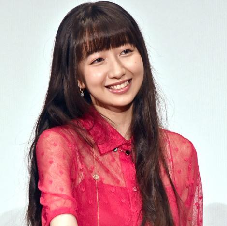 映画『漁港の肉子ちゃん』公開記念舞台あいさつに登壇したCocomi (C)ORICON NewS inc.