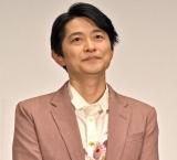 映画『漁港の肉子ちゃん』公開記念舞台あいさつに登壇した下野紘 (C)ORICON NewS inc.