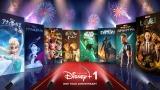 ディズニー公式動画配信サービス 「Disney+ (ディズニープラス)」が2021年6月11日に日本でのサービス開始から1周年を迎えた (C)2021 Disney