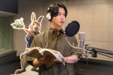 映画『ピーターラビット2/バーナバスの誘惑』(6月25日公開)ピーターラビットの吹替を務めた千葉雄大
