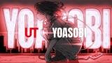 UT x YOASOBI「YOASOBI UT」ビジュアル