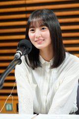 『SCHOOL OF LOCK!』に生出演した遠藤さくら(C)TOKYO FM