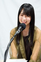 『SCHOOL OF LOCK!』に生出演した賀喜遥香(C)TOKYO FM