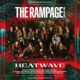 THE RAMPAGE from EXILE TRIBEニューシングル「HEATWAVE」CD ONLY盤