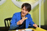 MBS『水野真紀の魔法のレストラン』に出演するV6・長野博 (C)MBS