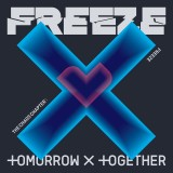TOMORROW X TOGETHER『The Chaos Chapter: FREEZE』(ユニバーサル ミュージック/6月1日、6月8日発売) (C)BIGHIT MUSIC