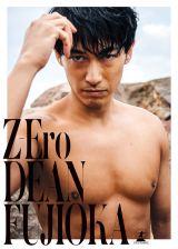 DEAN FUJIOKAの1st写真集『Z-Ero』表紙カット