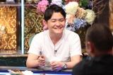 18日放送のバラエティー『人志松本の酒のツマミになる話』に出演するノブ(C)フジテレビ