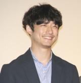 映画『ファイナルファンタジーXIV 光のお父さん』公開記念イベントに出席した坂口健太郎 (C)ORICON NewS inc.
