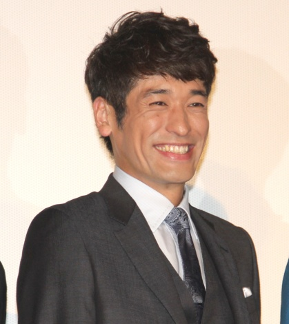 映画『ファイナルファンタジーXIV 光のお父さん』公開記念イベントに出席した佐藤隆太 (C)ORICON NewS inc.