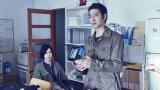18日公開『『ザ・ファブル 殺さない殺し屋』に出演する平手友梨奈、堤真一 (C)2021「ザ・ファブル 殺さない殺し屋」製作委員会