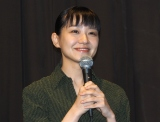 しゃべり過ぎて酸欠になった奈緒 (C)ORICON NewS inc.