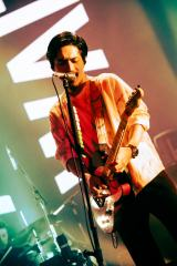 """全国ホールツアー『RYO NISHIKIDO LIVE TOUR 2021""""Note""""』ファイナルを迎えた錦戸亮 Photo by 田中聖太郎"""