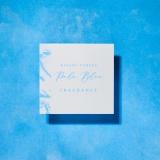 「Pale Blue」法人特典「Pale Blueフレグランス」見本