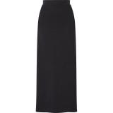 エアリズムコットンスリットスカート ブラック(XS〜XXL)1,990円(税込)