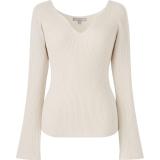 3Dリブセーター(長袖)ホワイト(XS〜XXL)3,990円(税込)