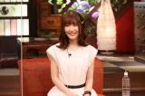 18日放送のバラエティー『さんまのまんま初夏SP』に出演した日高里菜(C)カンテレ