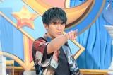 『快答!50面SHOW』に出演するジェシー (C)TBS