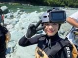 『世界の果てまでイッテQ!』新出川ガール・横田真悠 (C)日本テレビ