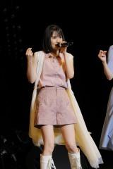 道重さゆみ=『M-line Special 2021〜Make a Wish!〜』6月20日公演より