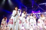 櫻坂46初の有観客ライブ『BACKS LIVE!!』(千葉・舞浜アンフィシアター)Photo by 上山陽介