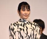『ショートショート フィルムフェスティバル & アジア 2021』のアワードセレモニーに出席した阿部純子 (C)ORICON NewS inc.