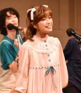 ブロードウェイミュージカル『ピーターパン』の制作発表会見に出席した美山加恋 (C)ORICON NewS inc.