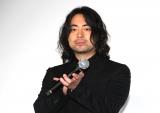 映画『はるヲうるひと』絶賛御礼舞台あいさつに登壇した山田孝之 (C)ORICON NewS inc.