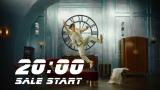 ファッションECサイトGLADD新TVCM『20時を待つ男 登場篇/ダンス篇』に出演する窪塚洋介