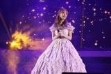 宮脇咲良、桜色のドレスで涙の11分半スピーチ「違う夢へと旅立つ」【全文】