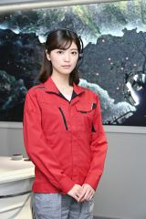 『TOKYO MER〜走る緊急救命室〜』に出演する工藤美桜 (C)TBS