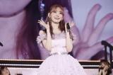マリンメッセ福岡でHKT48卒業コンサートを開催した宮脇咲良(C)Mercury