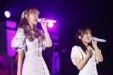 宮脇咲良、波乱万丈な10年のアイドル活動に幕 OG指原莉乃&兒玉遥と涙の共演も