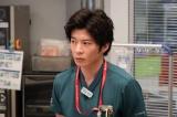 月9『ナイト・ドクター』初回カット(C)フジテレビ