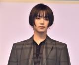 『ショートショート フィルムフェスティバル & アジア 2021』のアワードセレモニーに出席した池田エライザ (C)ORICON NewS inc.